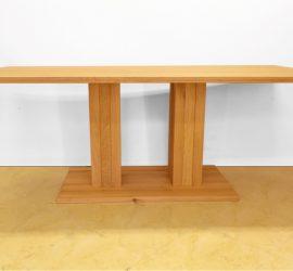 Tölgyfa étkezőasztal